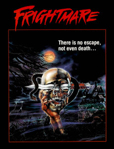 "Frightmare - There is no escape 4x5"" Movie Color Patch"