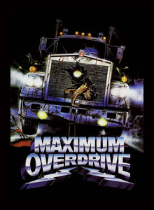 "Maximum Overdrive 4x5"" Movie Color Patch"
