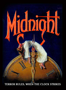 "Midnight - Terror Rules 4x5"" Movie Color Patch"