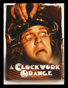 "A Clockwork Orange 4x5"" Movie Color Patch"