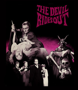 "The Devil Rides Out 4x4"" Movie Color Patch"