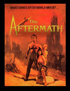 "The Aftermath - After World War III 4x5"" Movie Color Patch"