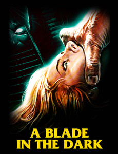 "A Blade in the Dark 4x5"" Movie Color Patch"