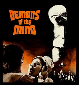 "Demons of the Mind 4x4"" Movie Color Patch"