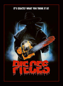 "Pieces -  It's What You Think 4x5"" Movie Color Patch"