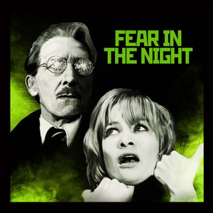 "Fear in the Night - Psychological Horror 4x5"" Movie Color Patch"