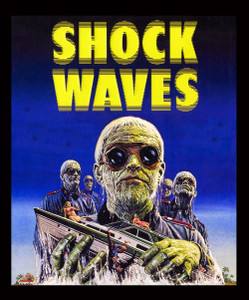 "Shock Waves - Almost Human 4x5"" Movie Color Patch"