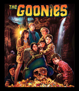 "The Goonies 4x5"" Movie Color Patch"