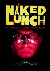 "Naked Lunch - Exterminate All Rational Tought  4x5"" Movie Color Patch"