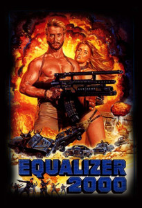 "Equalizer 2000 4x5"" Movie Color Patch"