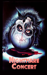 "Nightmare Concert 4x5"" Movie Color Patch"