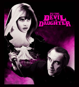 "To the Devil A Daughter 4x4"" Movie Color Patch"