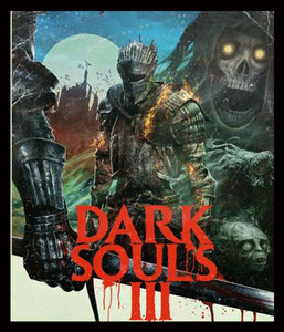 "Dark Souls III 4x5"" Movie Color Patch"