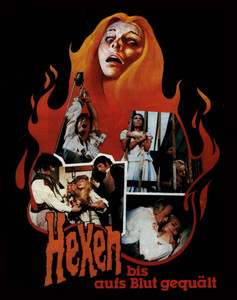"Hexen - Mark of the Devil 4x5"" Movie Color Patch"
