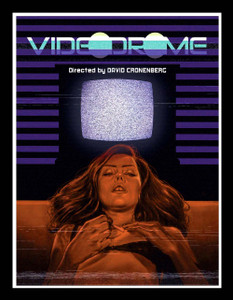 "Videodrome 4x5"" Movie Color Patch"