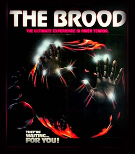 "The Brood - Inner Terror 4x5"" Movie Color Patch"