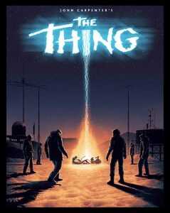 "The Thing 4x5"" Movie Color Patch"