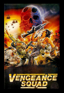 "Vengeance Squad 4x5"" Movie Color Patch"