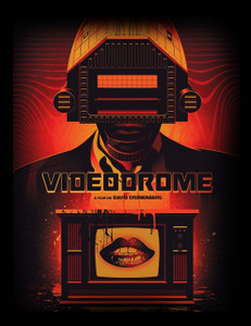 "Videodrome - Version 2 4x5"" Movie Color Patch"