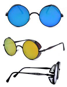 Chuncky Circular Sunglasses