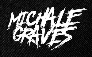 "Michael Graves Logo 5x3"" Printed Patch"