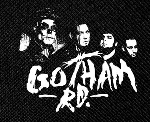 "Gotham - RD 5x3.5"" Printed Patch"