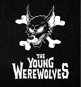 "The Young Werewolves Logo 4x4"" Printed Patch"
