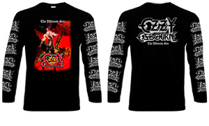 Ozzy Osbourne - Ultimate Sin Long Sleeve T-Shirt