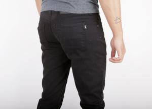 Black Skinny Jeans style Pants for Men