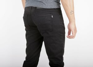 Black Skinny Jeans style Pants for Men