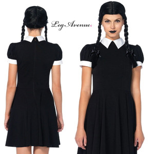 Wednesday Addams Halloween Costume