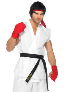Street Fighter's Ryu Cosplay Costume