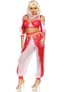 Magical Genie Halloween Costume