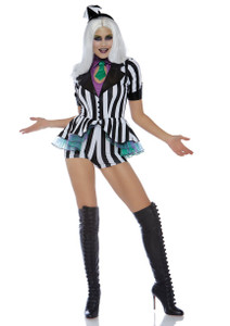 Beetle Babe - Beetlejuice Girl Halloween Costume