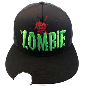 Zombie Bite Baseball Hat
