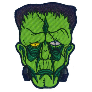 Monster Frankenstein Patch