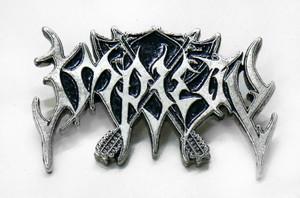 """Impiety - Logo 2"""" ver. 2 Metal Badge Pin"""