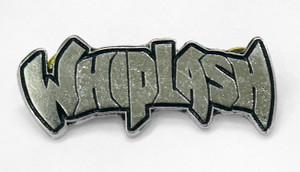 """Whiplash - Logo 2"""" Metal Badge Pin"""