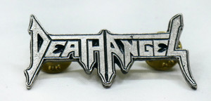 "Death Angel - Logo 2"" Metal Badge Pin"