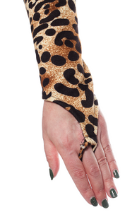Leopard on The Prowl Dress