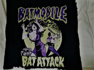 Bat Mobile - Bat Attack - Test BackPatch