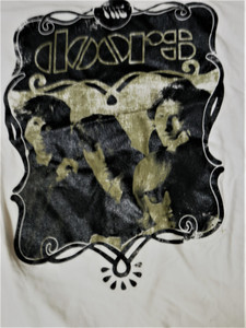 The Doors - Band Picture - Test BackPatch