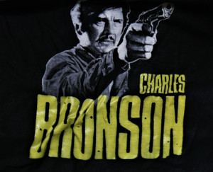 Charles Bronson - Gun - Test BackPatch