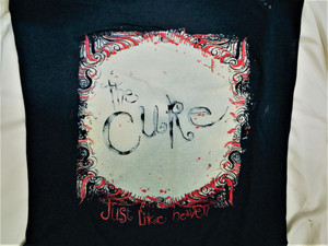 The Cure - Just Like Heaven - Test BackPatch