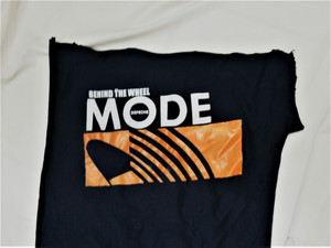 Depeche Mode - Behind The Weel Test BackPatch