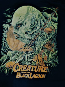 Creature of the Black Lagoon - Test BackPatch