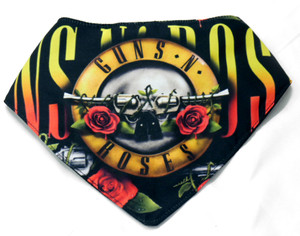 Guns n' Roses - Face Mask Type Bib