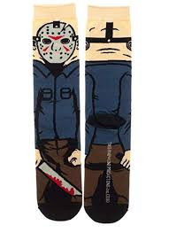 Friday 13th Jason Voorhees Unisex Socks