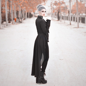 Sorrows Victorian Style Maxi Shirt