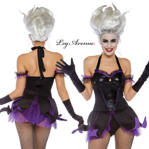 The Little Mermaid Ursula Sea Witch Costume